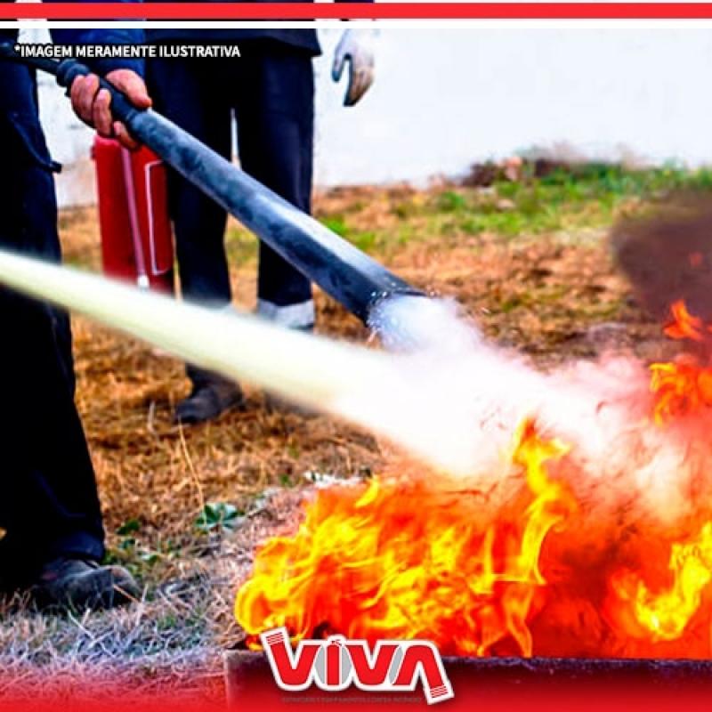 Contratar Empresa para Treinamento de Brigadistas para Combate a Incêndio Mairiporã - Treinamento de Brigada de Prevenção a Incêndio