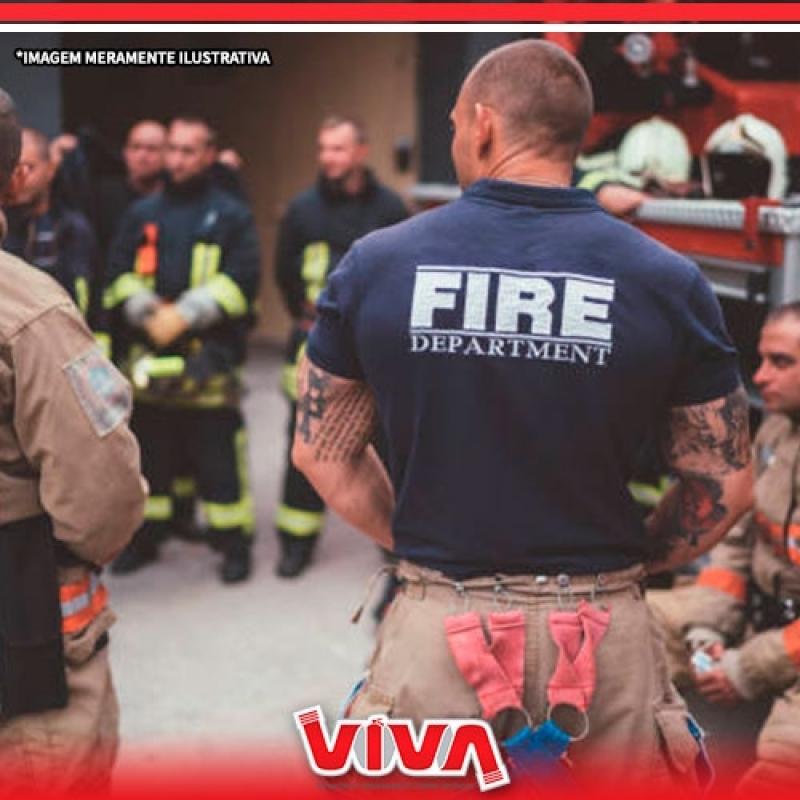 Contratar Treinamento de Brigada contra Incêndio Nossa Senhora do Ó - Treinamento de Brigadistas