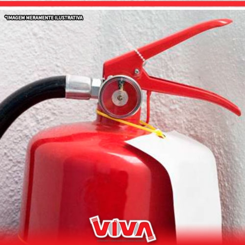 Empresa de Venda de Extintor Novo Vila Maria - Venda de Extintor de Incêndio