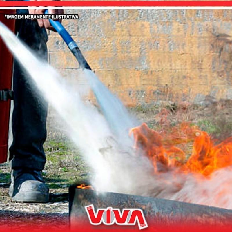 Empresa para Treinamento de Brigadas de Incêndios Campo Limpo - Treinamento de Brigada de Prevenção a Incêndio