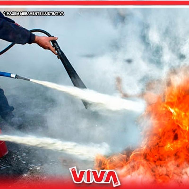 Empresa para Treinamento de Brigadistas para Combate a Incêndio Ribeirão Pires - Treinamento de Brigada contra Incêndio