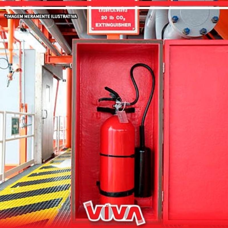 Extintor de Incêndio água Preço Vargem Grande Paulista - Extintor de Incêndio Tipo a