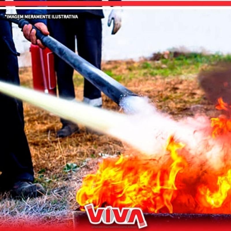 Extintor de Incêndio água Pressurizada Parada Inglesa - Extintor de Incêndio Tipo C