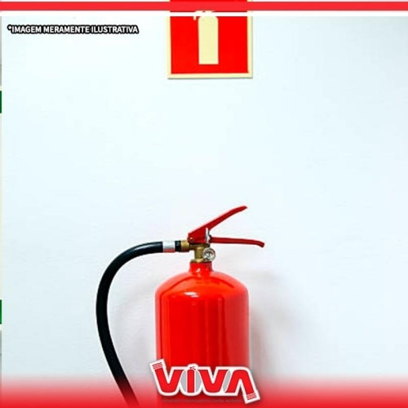 Extintor de Incêndio sobre Rodas Parque Vila Prudente - Extintor de Incêndio Tipo C