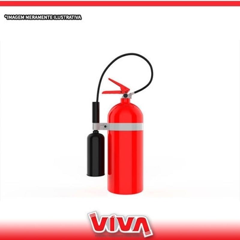 Extintor de Incêndio Tipo Abc Anália Franco - Extintor de Incêndio a