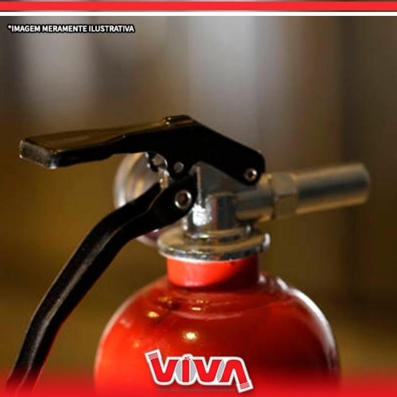 Extintor Gás Carbônico Valor Vila Cruzeiro - Extintor Veicular