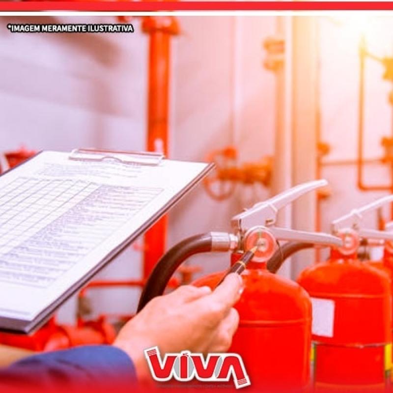 Extintor Incêndio Santana - Extintor Pó Químico