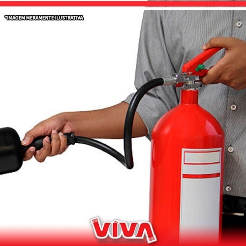 Extintor Veicular Morumbi - Extintor Pó Químico