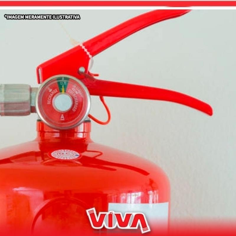 Loja de Extintor de Incêndio 6kg Engenheiro Goulart - Extintor de Parede