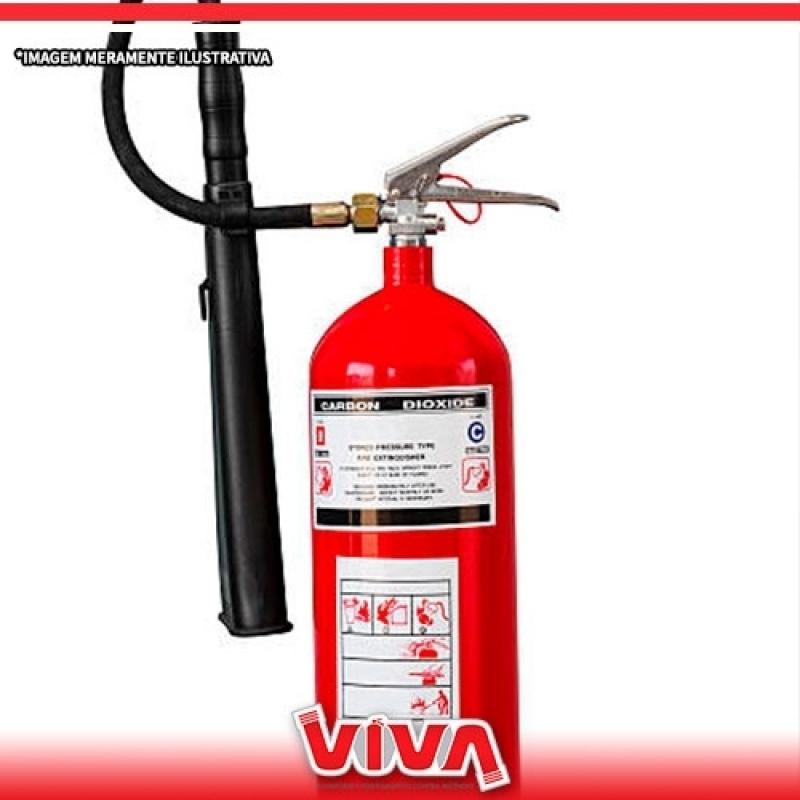 Loja de Extintor de Parede Serra da Cantareira - Extintor de Incêndio 6kg