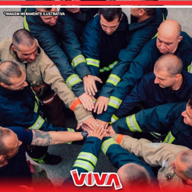 Onde Contrato Treinamento de Brigada contra Incêndio Ibirapuera - Treinamento de Brigadistas para Combate a Incêndio