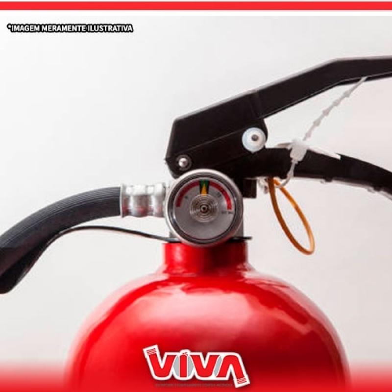 Onde Encontro Venda de Extintor Automotivo Bairro do Limão - Venda de Extintor água Pressurizada