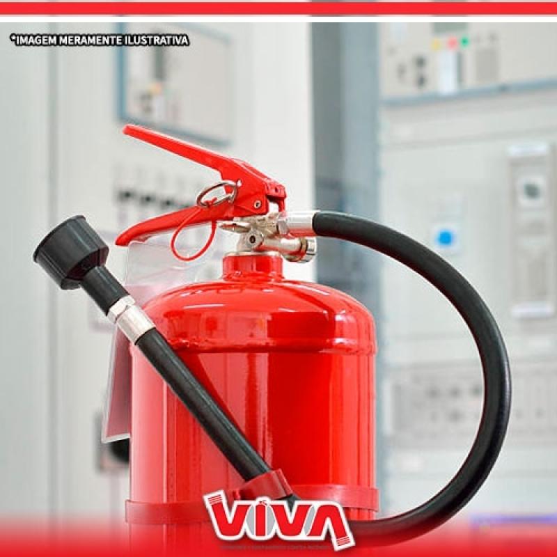 Onde Faço Recarga de Extintor 4 Kilos Pó Abc Itaquaquecetuba - Recarga de Extintor de Empresas