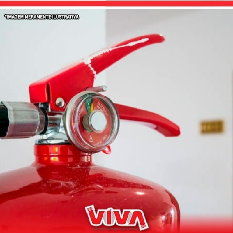 Quanto Custa Extintor de Co2 Guarulhos - Extintor para Carros