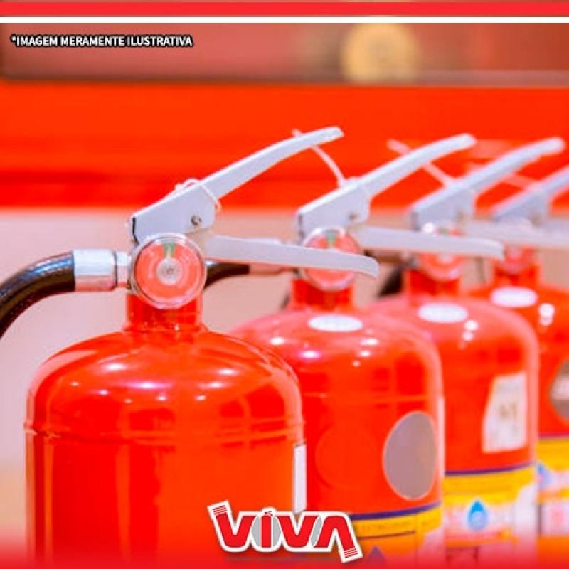Recarga de Extintor de Incêndio Preço Santana de Parnaíba - Recarga de Extintor de Incêndio