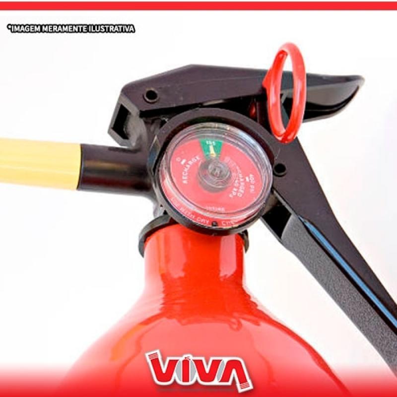 Recarga de Extintor Sapopemba - Recarga de Extintor 4 Kilos Abc
