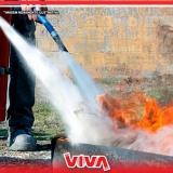 empresa para treinamento de brigadas de incêndios Limão
