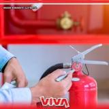 empresa que faz recarga de extintor de água Vila Prudente