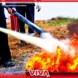 extintor de incêndio água pressurizada Carandiru