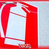 extintor de parede preço Vila Leopoldina