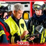 onde contrato empresa para treinamento de brigada de incêndio Vila Mariana