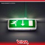 orçamento de sinalização de emergência para edifícios Vila Leopoldina