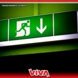 preço de sinalização de emergência para edifícios Vila Mariana