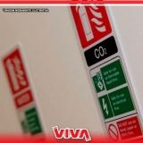 preço de sinalização de emergência para shopping Vila Prudente