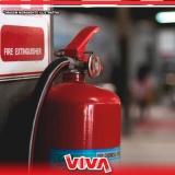 quanto custa extintor gás carbônico Parque do Chaves