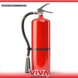 recarga de extintor 4 kilos pó abc Vila Esperança