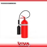 recarga de extintor de incêndio Butantã
