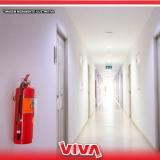 recarga de extintor de pó Vila Sônia