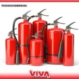 recarga de extintores 4 kilos pó abc Parque Anhembi
