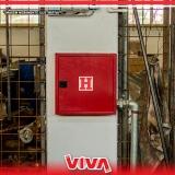 sinalização de emergência para empresa Alphaville