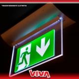 sinalizações de emergência valor Embu Guaçú