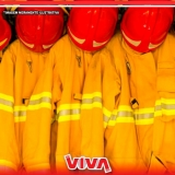 treinamento de brigada de combate a incêndio Francisco Morato