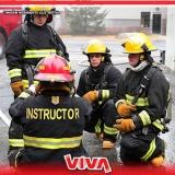 treinamento de brigadistas para combate a incêndio Brasilândia