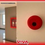 valor de extintor de incêndio tipo a Vila Formosa
