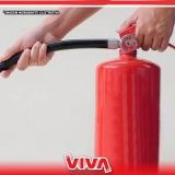 venda de extintor de incêndio veicular valores Ribeirão Pires