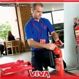 venda de extintor pó 4kg Suzano