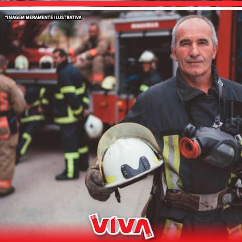 Treinamento de Brigada contra Incêndio Vila Maria - Treinamento de Brigada de Combate a Incêndio