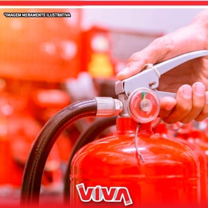 Valor de Extintor de Incêndio Automotivo Jundiaí - Extintor de Incêndio Tipo Abc