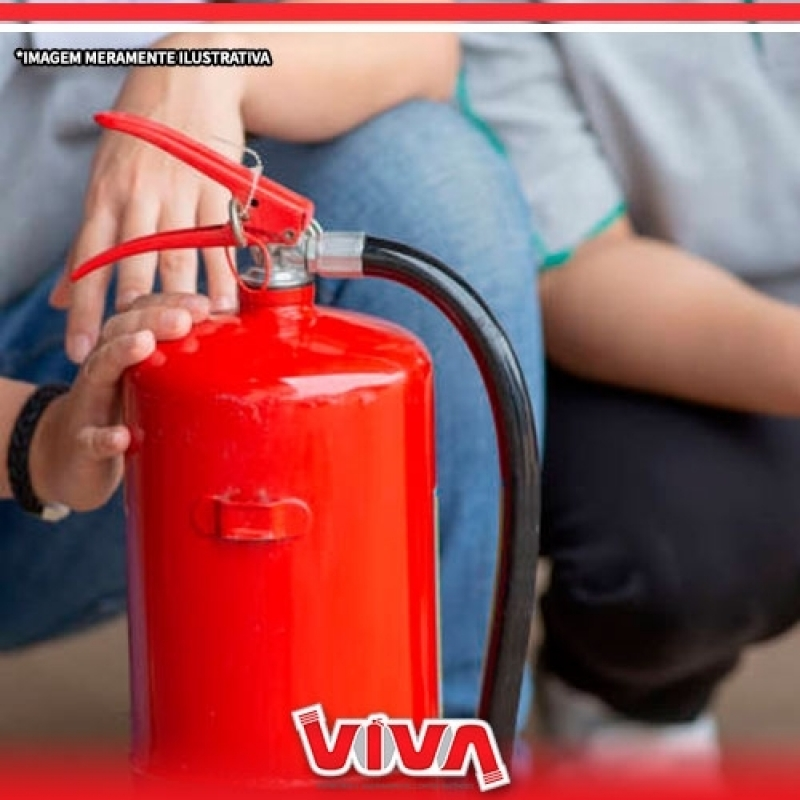 Valor de Extintor de Incêndio Classe C Jardim Bonfiglioli - Extintor de Incêndio Tipo C
