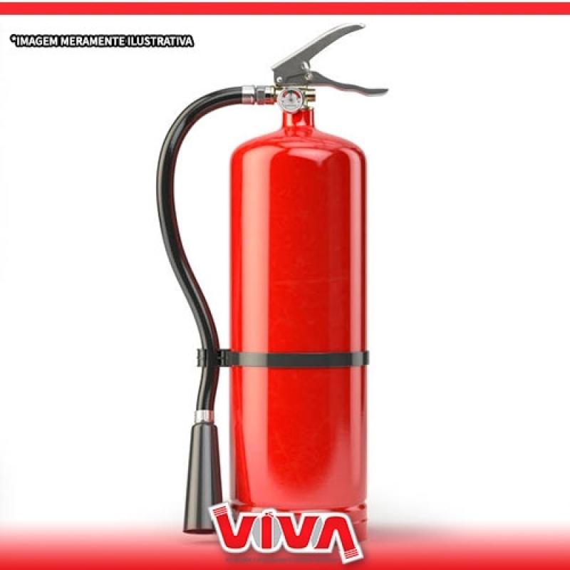 Venda de Extintor Automotivo Jardim Iguatemi - Venda de Extintor água Pressurizada