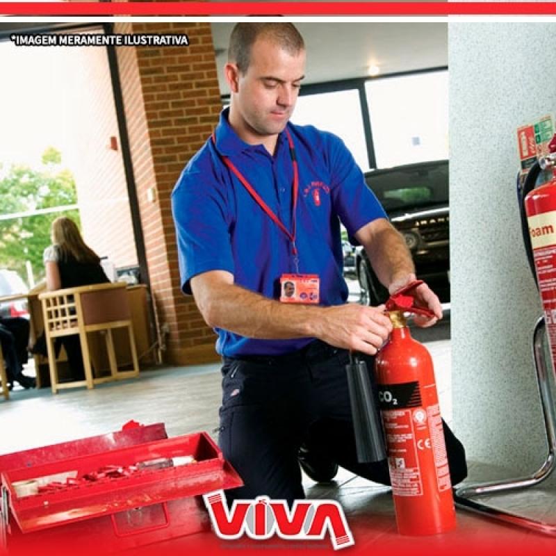 Venda de Extintor Pó 4kg Freguesia do Ó - Venda de Extintor de Incêndio